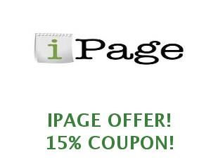 Discount coupons iPage