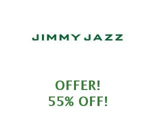 Discounts Jimmy Jazz 50% off