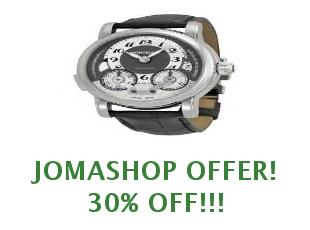 Promotional codes and coupons JomaShop