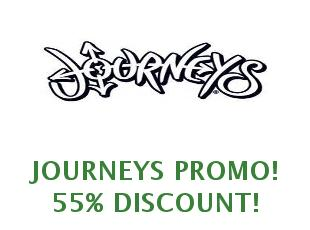 Discounts Journeys save up to 60%