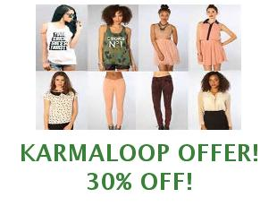 Discount code Karmaloop save up to 30%