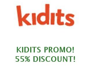 Coupons Kidits save up to 10%