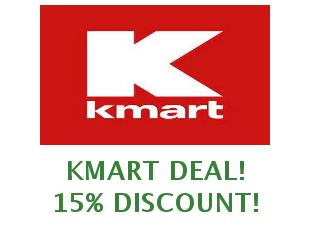 Promotional codes Kmart