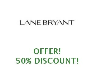 Coupons Lane Bryant save up to 40% off