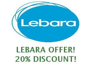Discount coupon Lebara save up to 50%