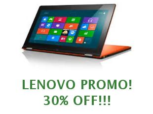 Coupons Lenovo save up to 25%