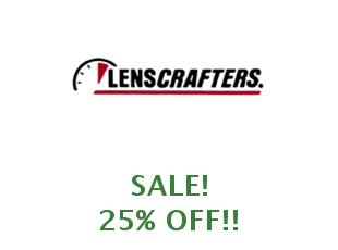 Coupons LensCrafters save up to 60%