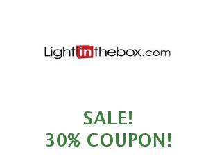 Promotional Code Light In The Box, $20 Off
