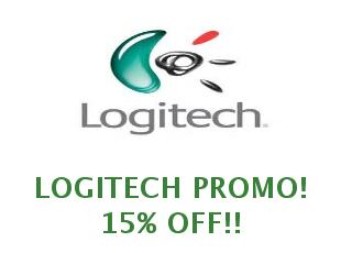 Promotional code Logitech save up to 30%