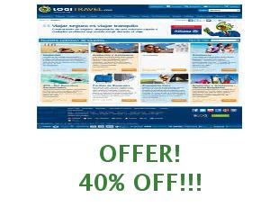 Coupons Logitravel 10 euros off