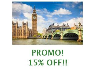 Coupons London Pass save up to 15%
