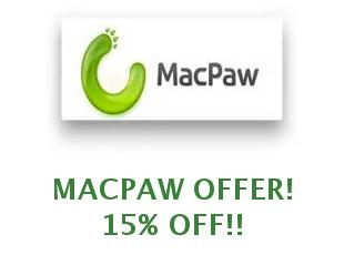 Coupons MacPaw save up to 25%