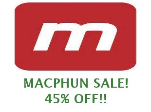Discount code MACPHUN save up to 10%