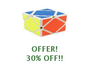 Promotional offers and codes Magic Cube Mall save up to 40$