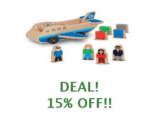 Coupons Melissa and Doug 20% off