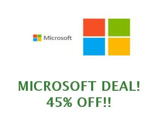 Promotional offers and codes Microsoft