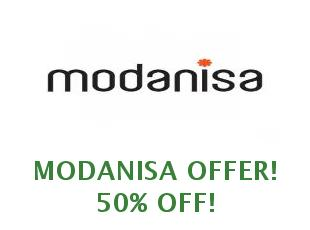 Discount coupon Modanisa save up to 10%