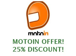 Discounts Motoin save up to 20%