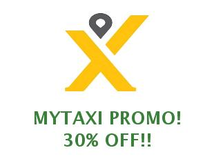 Promotional code MyTaxi save up to 50% | July 2019
