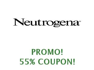 Promotional codes and coupons Neutrogena save up to 25%