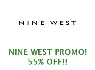 Discounts Nine West save up to 60%