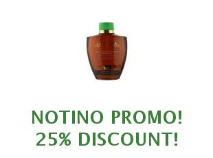 Discount coupon Notino save up to 10%