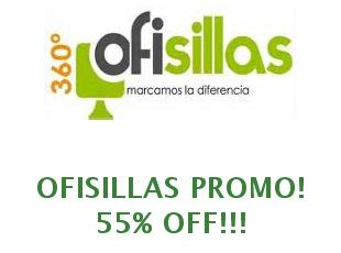 Promotional codes Ofisillas save up to 50%