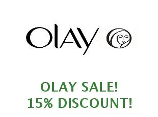 Discount coupon Olay 25% off