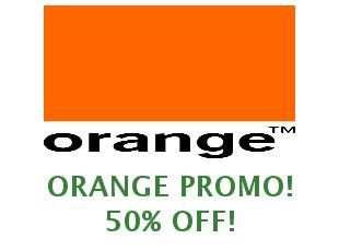 Discounts Orange save up to 30%