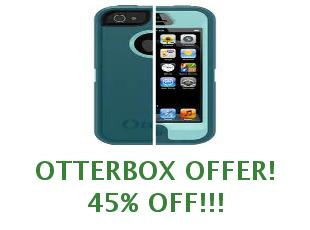 Promotional codes and coupons OtterBox