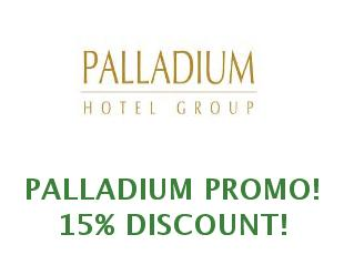 Promotional offers Palladium save up to 20%