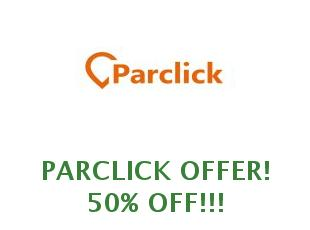 Discounts Parclick save up to 10%