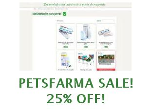 Discounts Petsfarma save up to 7%