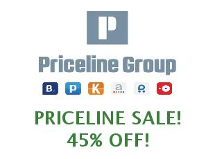 Coupons Priceline save up to 10%