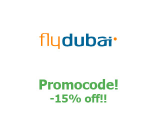 Coupons Fly Dubai 15% off