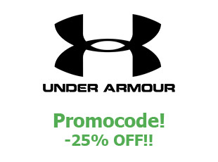 Discounts Under Armour save up to 40%