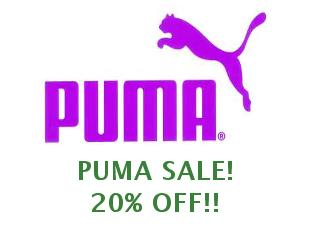 Coupons Puma save up to 40%