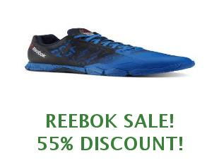 Promotional codes and coupons Reebok save up to 50%