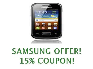 Coupons Samsung 10$ off
