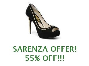 Promotional offers and codes Sarenza
