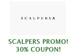 Promotional codes and coupons Scalpers save up to 18%