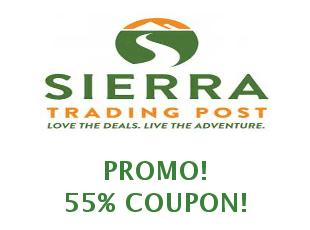Today's top Sierra Trading Post Coupon: Free Shipping No Minimum. See 40 Sierra Trading Post Coupon and Coupons for December