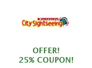 Promotional codes and coupons Sightseeing Pass save up to 20%