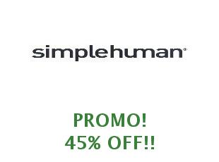 Promo codes Simple Human
