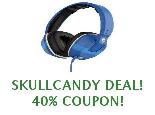 Promotional offers and codes Skullcandy save up to 20% off