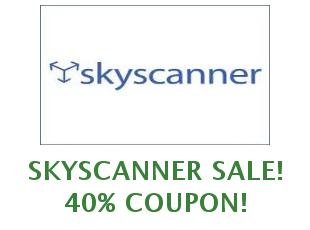 Discounts Skyscanner