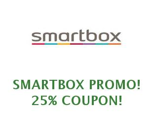 Coupons and promo codes Smartbox