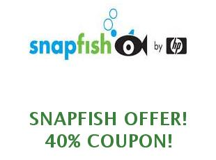 Promotional code Snapfish 50% off