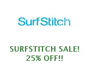 Promotional code 30% off SurfStitch