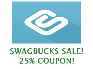 Promotional codes and coupons Swagbucks